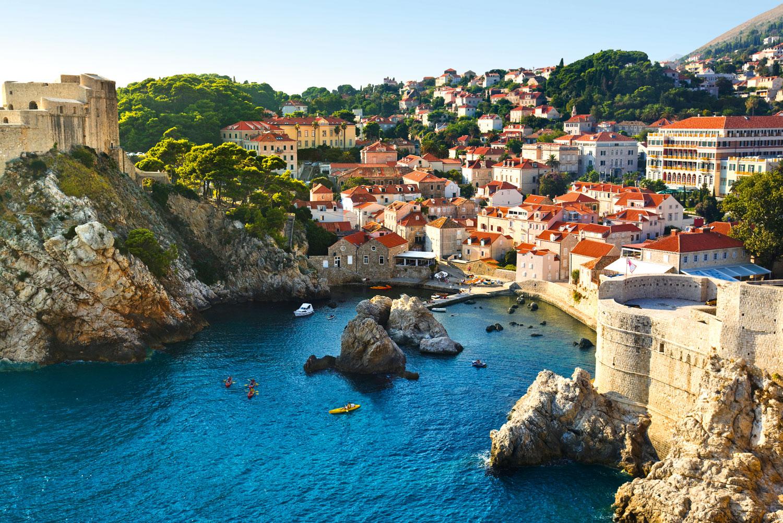 Дешевые авиабилеты в Дубровник (Хорватия) от 16295 руб. и отели на эти даты