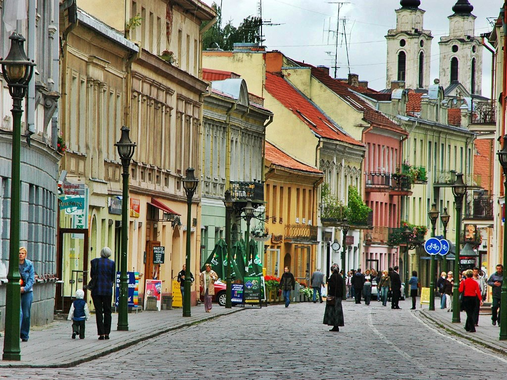 Дешевые отели и авиабилеты от 4467 руб. в Вильнюс на выходные